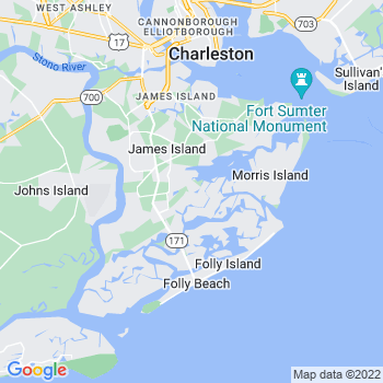 Charleston,sc- map, population, zip codes, coutnies, area codes, time zones, households, income, news, weather, metro areas, local time at localistica.com