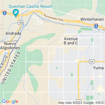 85364 Yuma,AZ- map, population, zip codes, coutnies, area codes, time zones, households, income, news, weather, metro areas, local time at localistica.com