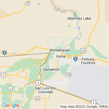 Yuma, AZ- map, population, zip codes, coutnies, area codes, time zones, households, income, news, weather, metro areas, local time at localistica.com