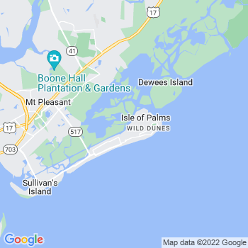 Isle Of Palms,sc- map, population, zip codes, coutnies, area codes, time zones, households, income, news, weather, metro areas, local time at localistica.com