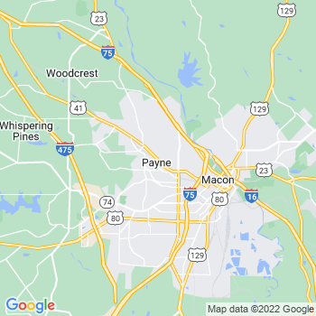 Macon,ga- map, population, zip codes, coutnies, area codes, time zones, households, income, news, weather, metro areas, local time at localistica.com
