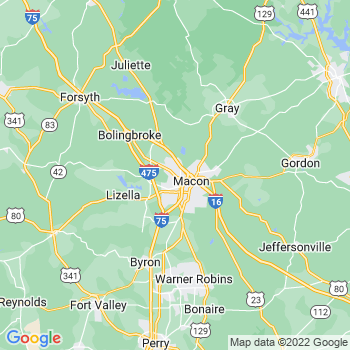 Macon, GA- map, population, zip codes, coutnies, area codes, time zones, households, income, news, weather, metro areas, local time at localistica.com
