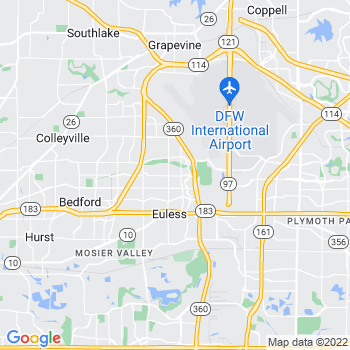 Euless,tx- map, population, zip codes, coutnies, area codes, time zones, households, income, news, weather, metro areas, local time at localistica.com
