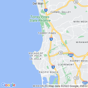 La Jolla,ca- map, population, zip codes, coutnies, area codes, time zones, households, income, news, weather, metro areas, local time at localistica.com