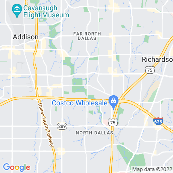 75240 Dallas,TX- map, population, zip codes, coutnies, area codes, time zones, households, income, news, weather, metro areas, local time at localistica.com