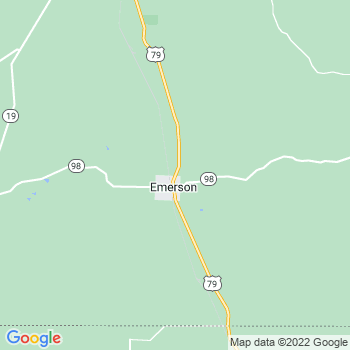 Emerson,ar- map, population, zip codes, coutnies, area codes, time zones, households, income, news, weather, metro areas, local time at localistica.com