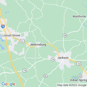 Jenkinsburg,ga- map, population, zip codes, coutnies, area codes, time zones, households, income, news, weather, metro areas, local time at localistica.com