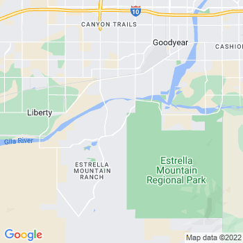 Goodyear,az- map, population, zip codes, coutnies, area codes, time zones, households, income, news, weather, metro areas, local time at localistica.com