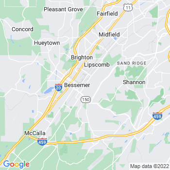 Bessemer,al- map, population, zip codes, coutnies, area codes, time zones, households, income, news, weather, metro areas, local time at localistica.com
