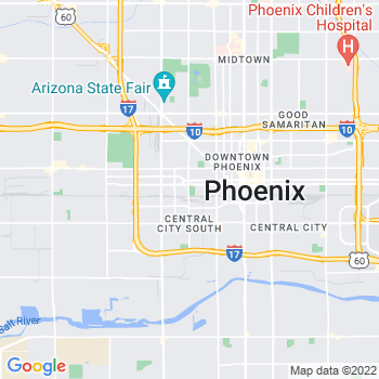 85007 Phoenix,AZ- map, population, zip codes, coutnies, area codes, time zones, households, income, news, weather, metro areas, local time at localistica.com