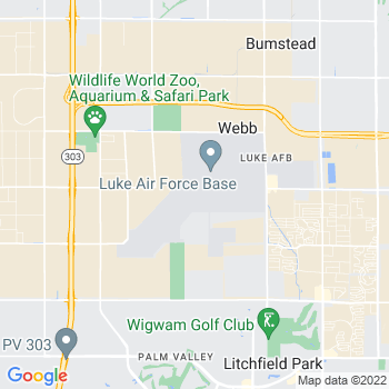 85309 Glendale Luke Afb,AZ- map, population, zip codes, coutnies, area codes, time zones, households, income, news, weather, metro areas, local time at localistica.com