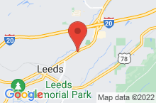 Curves - Leeds, AL