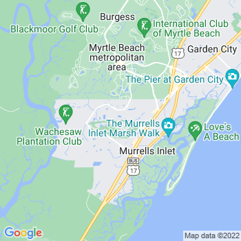 29576 Murrells Inlet,SC- map, population, zip codes, coutnies, area codes, time zones, households, income, news, weather, metro areas, local time at localistica.com
