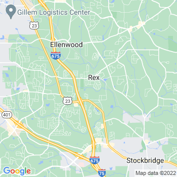 30273 Rex,GA- map, population, zip codes, coutnies, area codes, time zones, households, income, news, weather, metro areas, local time at localistica.com