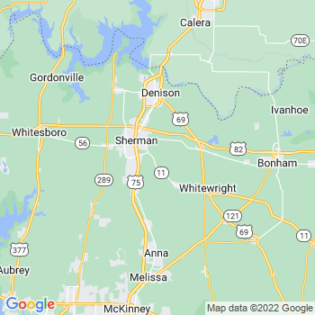 Sherman Denison, TX- map, population, zip codes, coutnies, area codes, time zones, households, income, news, weather, metro areas, local time at localistica.com
