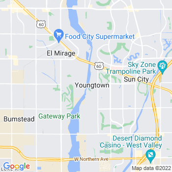 85363 Youngtown,AZ- map, population, zip codes, coutnies, area codes, time zones, households, income, news, weather, metro areas, local time at localistica.com