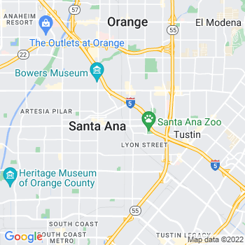 92701 Santa Ana,CA- map, population, zip codes, coutnies, area codes, time zones, households, income, news, weather, metro areas, local time at localistica.com