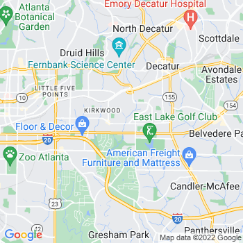 30317 Atlanta,GA- map, population, zip codes, coutnies, area codes, time zones, households, income, news, weather, metro areas, local time at localistica.com