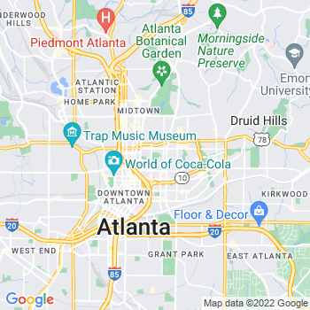 30308 Atlanta,GA- map, population, zip codes, coutnies, area codes, time zones, households, income, news, weather, metro areas, local time at localistica.com