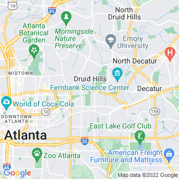 30307 Atlanta,GA- map, population, zip codes, coutnies, area codes, time zones, households, income, news, weather, metro areas, local time at localistica.com