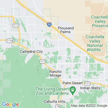 Rancho Mirage,ca- map, population, zip codes, coutnies, area codes, time zones, households, income, news, weather, metro areas, local time at localistica.com