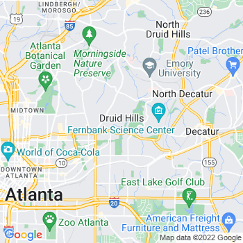 30333 Atlanta,GA- map, population, zip codes, coutnies, area codes, time zones, households, income, news, weather, metro areas, local time at localistica.com