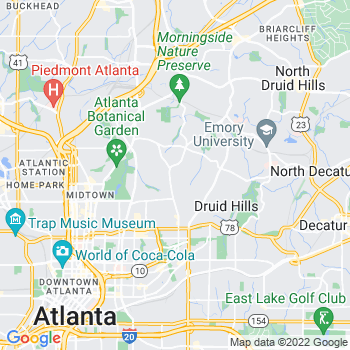 30306 Atlanta,GA- map, population, zip codes, coutnies, area codes, time zones, households, income, news, weather, metro areas, local time at localistica.com