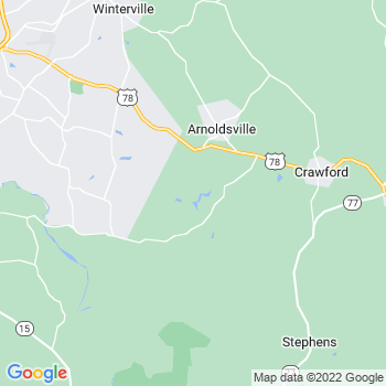 Arnoldsville,ga- map, population, zip codes, coutnies, area codes, time zones, households, income, news, weather, metro areas, local time at localistica.com