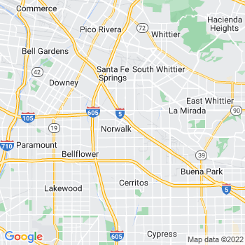Norwalk,ca- map, population, zip codes, coutnies, area codes, time zones, households, income, news, weather, metro areas, local time at localistica.com