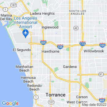 Hawthorne,ca- map, population, zip codes, coutnies, area codes, time zones, households, income, news, weather, metro areas, local time at localistica.com