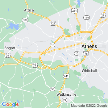 Athens,ga- map, population, zip codes, coutnies, area codes, time zones, households, income, news, weather, metro areas, local time at localistica.com