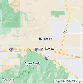 Whitewater,ca- map, population, zip codes, coutnies, area codes, time zones, households, income, news, weather, metro areas, local time at localistica.com