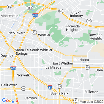 Whittier,ca- map, population, zip codes, coutnies, area codes, time zones, households, income, news, weather, metro areas, local time at localistica.com