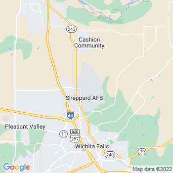 Sheppard Afb,tx- map, population, zip codes, coutnies, area codes, time zones, households, income, news, weather, metro areas, local time at localistica.com
