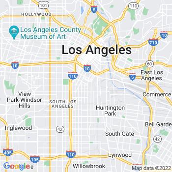 Los Angeles,ca- map, population, zip codes, coutnies, area codes, time zones, households, income, news, weather, metro areas, local time at localistica.com