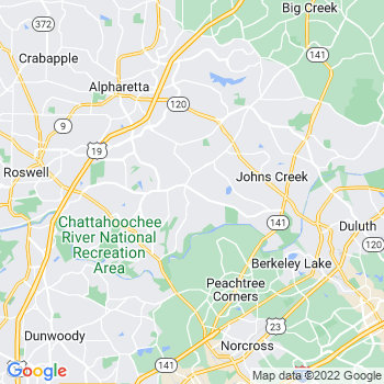 Alpharetta,ga- map, population, zip codes, coutnies, area codes, time zones, households, income, news, weather, metro areas, local time at localistica.com