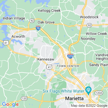 Kennesaw,ga- map, population, zip codes, coutnies, area codes, time zones, households, income, news, weather, metro areas, local time at localistica.com