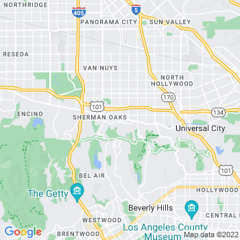 Sherman Oaks,ca- map, population, zip codes, coutnies, area codes, time zones, households, income, news, weather, metro areas, local time at localistica.com
