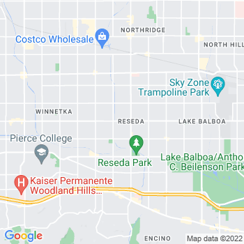 91335 Reseda,CA- map, population, zip codes, coutnies, area codes, time zones, households, income, news, weather, metro areas, local time at localistica.com