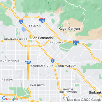 Pacoima,ca- map, population, zip codes, coutnies, area codes, time zones, households, income, news, weather, metro areas, local time at localistica.com