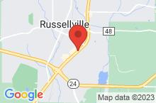 Curves - Russellville, AL