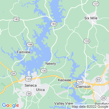Newry,sc- map, population, zip codes, coutnies, area codes, time zones, households, income, news, weather, metro areas, local time at localistica.com
