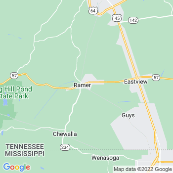 Ramer,tn- map, population, zip codes, coutnies, area codes, time zones, households, income, news, weather, metro areas, local time at localistica.com