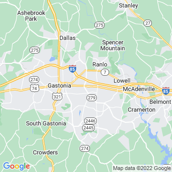 Gastonia,nc- map, population, zip codes, coutnies, area codes, time zones, households, income, news, weather, metro areas, local time at localistica.com