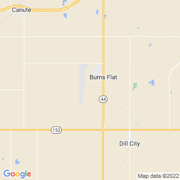 Burns Flat,ok- map, population, zip codes, coutnies, area codes, time zones, households, income, news, weather, metro areas, local time at localistica.com