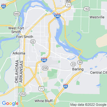Fort Smith,ar- map, population, zip codes, coutnies, area codes, time zones, households, income, news, weather, metro areas, local time at localistica.com