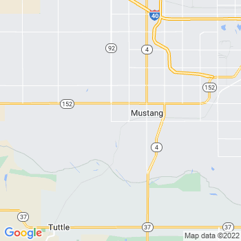 Mustang,ok- map, population, zip codes, coutnies, area codes, time zones, households, income, news, weather, metro areas, local time at localistica.com