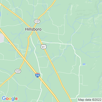 37342 Hillsboro,TN- map, population, zip codes, coutnies, area codes, time zones, households, income, news, weather, metro areas, local time at localistica.com