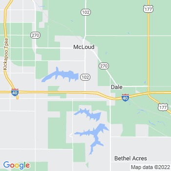 Mcloud,ok- map, population, zip codes, coutnies, area codes, time zones, households, income, news, weather, metro areas, local time at localistica.com