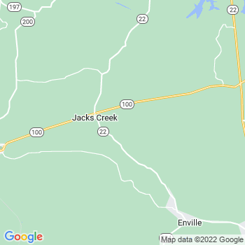 Jacks Creek,tn- map, population, zip codes, coutnies, area codes, time zones, households, income, news, weather, metro areas, local time at localistica.com